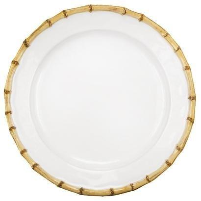 - Juliska Classic Bamboo Dinner Plate by Juliska