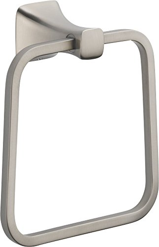Delta Faucet 75246-SS Tesla, Towel Holder, Stainless by DELTA FAUCET