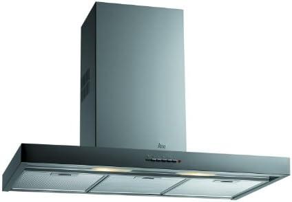 Teka DH 70 1200 m³/h De techo Acero inoxidable - Campana (1200 m³/h, Canalizado/Recirculación, 59 dB, 45 dB, De techo, Acero inoxidable): Amazon.es: Hogar