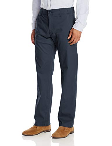 - LEE Men's Big & Tall Performance Series Extreme Comfort Pant, Navy, 54W x 30L