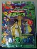 Teenage Mutant Ninja Turtles Bride of Frankenstein April Action Figure