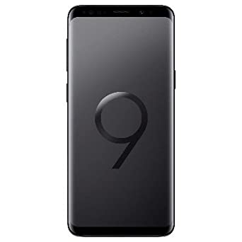 Samsung Galaxy S9 (Midnight Black,128GB) (4GB RAM)