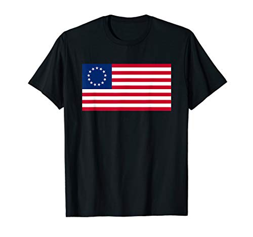 USA American Flag 13 Stars Betsy Ross Patriotic 4th of July  ()