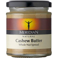 (3 PACK) - Meridian - Natural Cashew Butter | 170g | 3 PACK BUNDLE