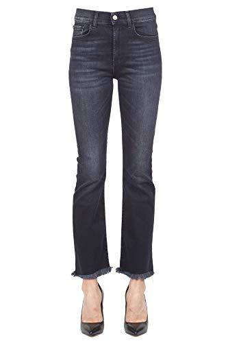 Roy Rogers - Jeans Femme A18RND036N0121081 Couleur Noir Noir