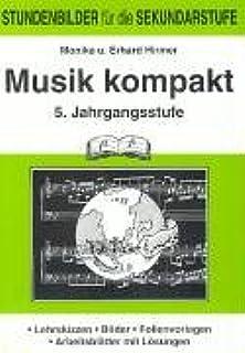 Arbeitsblätter Musik für die Sekundarstufe I: Amazon.de: Rolf Esser ...