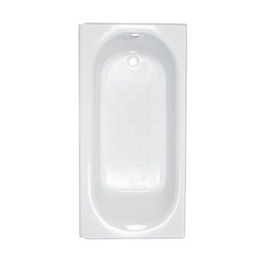 - American Standard 2393.202TC Princeton Americast Soaking Bath Tub, White