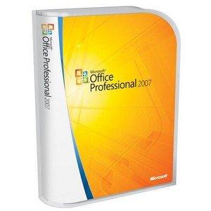 RJ195AV#ABA HP Microsoft Office 2007 Professional RJ195AV#ABA