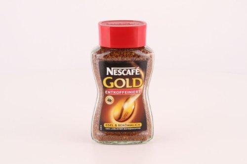 Nescafe Gold entkoffeiniert 100g