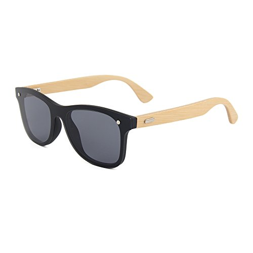 Buho Eyewear - Gafas de sol modelo Niza - Bamboo -Unisex