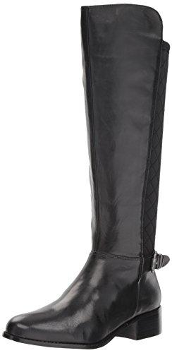 Charles by Charles David Women's Julia Tall Boot, Black, 9.5 M US