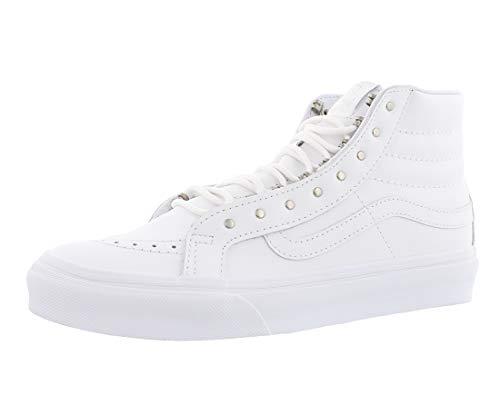 e81958477c Vans SK8-Hi Slim (RIVETS) mens skateboarding-shoes VN-018IJV0 4 - (Rivets) Antique  Silver True White