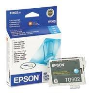Genuine OEM brand name EPSON C68/88/CX3810/4200 Cyan Inkjet Cartridge T060220