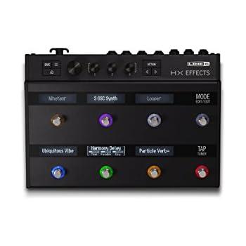 Line 6 Firehawk FX Guitar Multi-Effects Processor