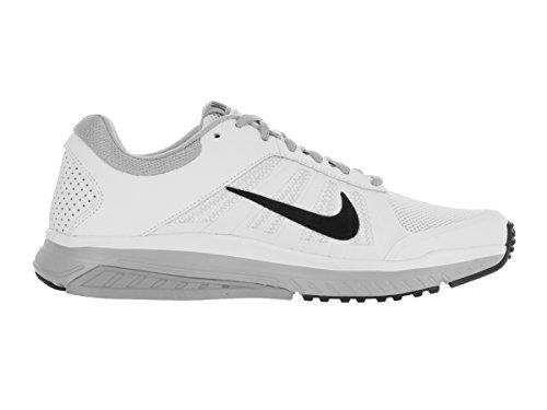 Nike Blanc Homme 12 Course Dart De Noir blanc Chaussures Loup Pour gris r016rqw