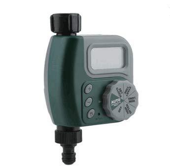 Smarthu Electronic Garden Watering Pump Timer Automatic Water Sprinkler Timer Digital Water Irrigation Timer