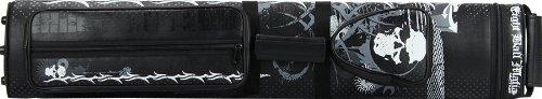 Eight Ball Mafia Action Cue Cases Cue Cases - 3B/5S - EBMC35A - Black ()