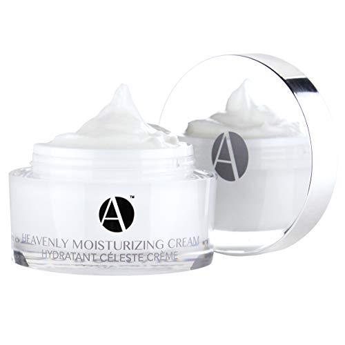 ANJALI MD Brightening Skincare – Heavenly Moisturizing Cream – Intense Hydrating Moisture Cream with Vitamin-C Fragrance-Free Nut-Free
