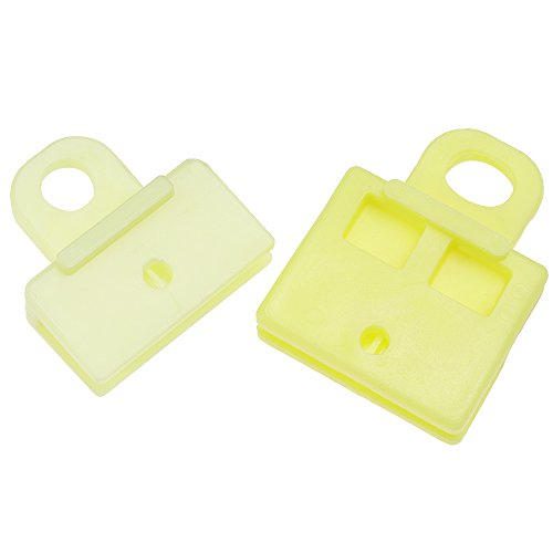 QKPARTS Window Door Glass Channel Clips&Manual Sash clip FOR Toyota PRIUS Highlander Scion XB