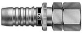 37 degree Flare 5//8 ID 5//8 ID 10GS-12MJ Male JIC Gates 169-1000-1012 GlobalSpiral Series Couplings