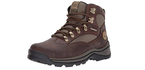 Timberland 15130 Men's Chocorua Trail Mid Boot Brown/Green 10.5 M US ()