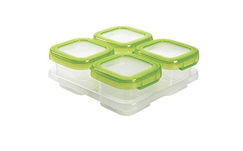 Oxo International 6112400 Oxo Tot 4OZ Container - Quantity 6