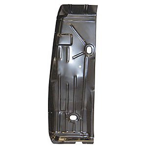 (Auto Metal Direct 405-3567-R Steel Floor Pan - Half )