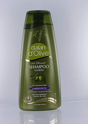 [NEW PRODUCT] Dalan d'Olive Olive Oil Shampoo COLOR PROTECTION 13.5 fl oz (400 ml) (Best Volumizing Shampoo Australia)