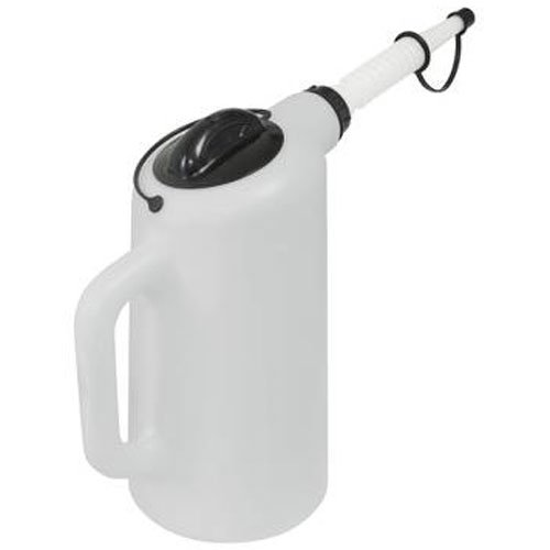 Lisle 19702 Dispenser with Lid and Cap - 8 Quart ()