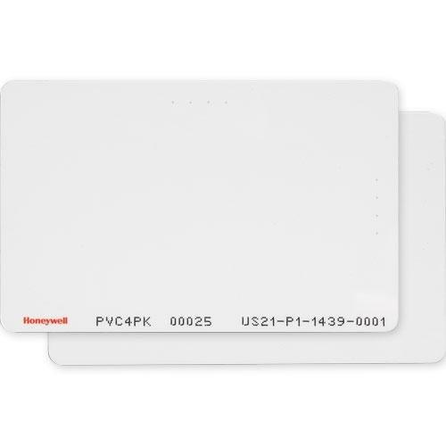 Honeywell Access U.S. PVC425 OMNIPROX ISO 25 CARD PACK 34B
