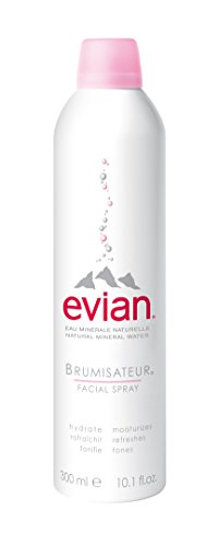 EVIAN FACIAL SPRAY Natural Mineral Water Facial Spray, 10.1 fl. ()