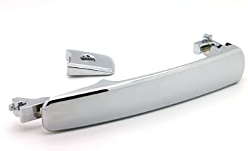 Amazon Com Latchwell Pro 4001287 Driver Side Front Exterior Door Handle In Chrome Compatible With Nissan Murano Rogue Infiniti Fx35 Fx45 Automotive