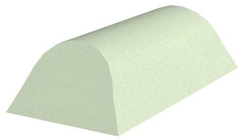 Uncoated Head/Neck Patient Positioning Sponge, Cervical Head Rest, 16'' x 7-1/2'' x 4-1/2''