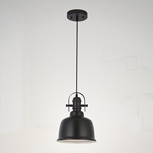 Cheap  Industrial Pendant Light for Kitchen Island by MELUCEE, Oil Rubbed Bronze Finish,..