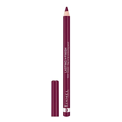 Rimmel 1000 Kisses Lip Liner, Cherry Kiss, 0.04 Ounce (Pack of 3)