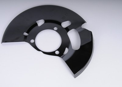 ACDelco 25949351 GM Original Equipment Front Passenger Side Brake Dust Shield 25949351-ACD