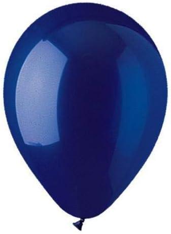 CTI globos 912137 látex globos Foil, color azul marino: Amazon.es ...