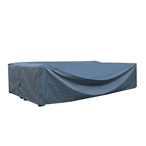 Coismo 126 x63 x28 Extra and Durable Patio Furniture Cover