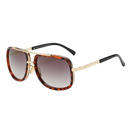 Lunettes de Soleil Ansenesna Lunettes de soleil polarisées extérieures de sports portatifs polarisés conduisant des lunettes de pêche lunettes de pêche A
