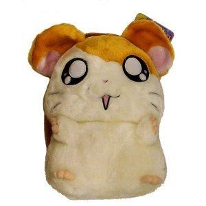 Hamtaro Plush Backpack