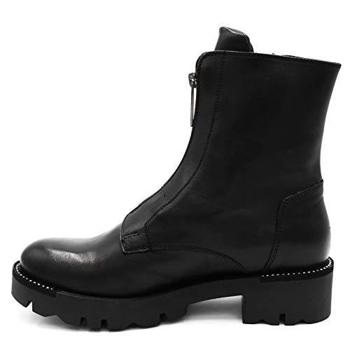 Blu Shoes 39 Nero Sf1814s273 Stivaletti Tosca Femme qadPwq