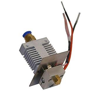 Amazon com: Geeetech A10 A30 A20 3D Printer Printing Head