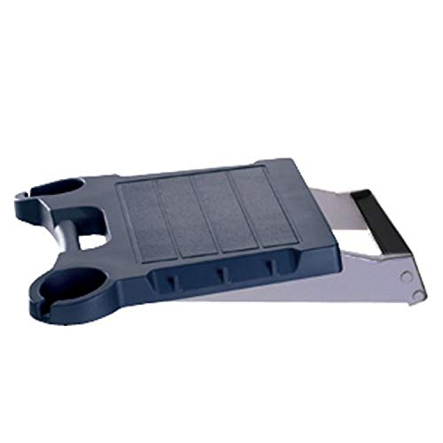 Broilmaster Single Fold Down Black Side Shelf With Stainless Steel Brackets