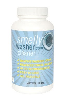 Smelly Washer Inc. Washing Machine Cleaner, 24 Treatments