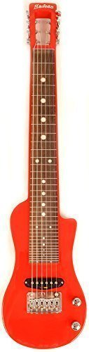 Hadean Labradoodle Red Lap Steel