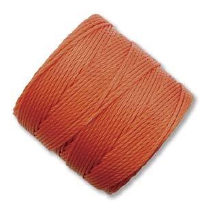 Superlon Twisted Bobbin ORANGE 420068