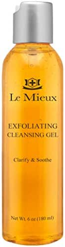 Facial Cleanser: Le Mieux Exfoliating Cleansing Gel