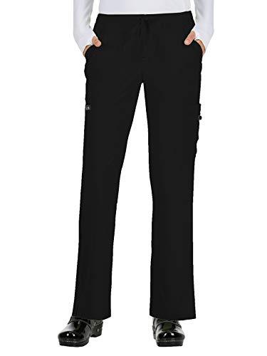 KOI Basics Women's Holly Scrub Pants Black -