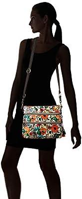 Sakroots Artist Circle Basic Cross Body Bag