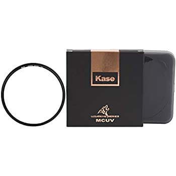 Kase Wolverine 72mm MCUV Magnetic Shockproof Tempered Optical Glass Filter 72 UV